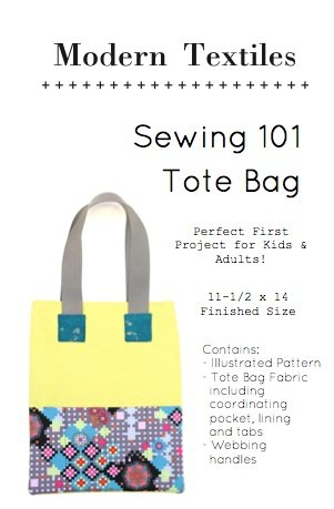 Sewing 101 for Adults