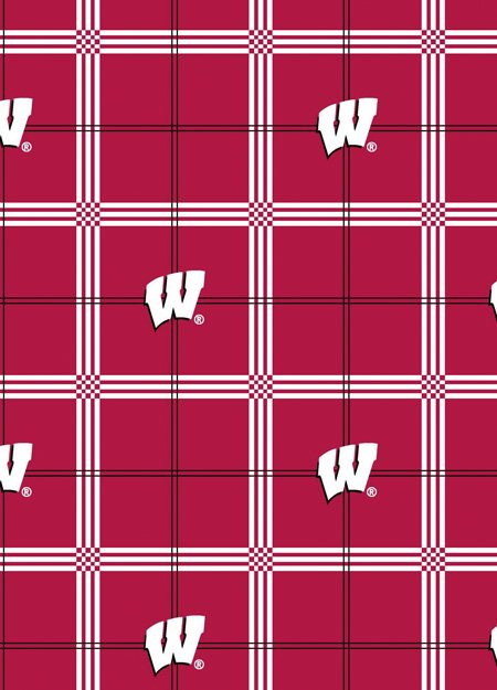 UW-Wisconsin Flannel-Plaid-023