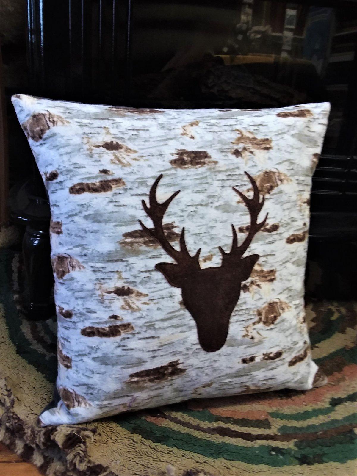 Birch Bark Pillow Kit