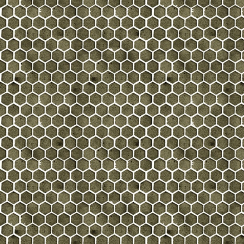 The Quilting B's Honeycomb-24960-K