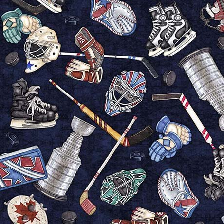 Face Off-Everything Hockey-26346-N
