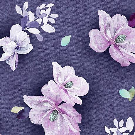 Jacqueline-Tossed Flowers-26558-V