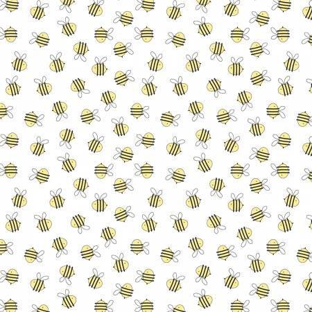 Little Sunshine-White Bees-70441-159