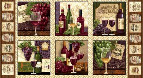 Vineyard Valley Panel-9178-44