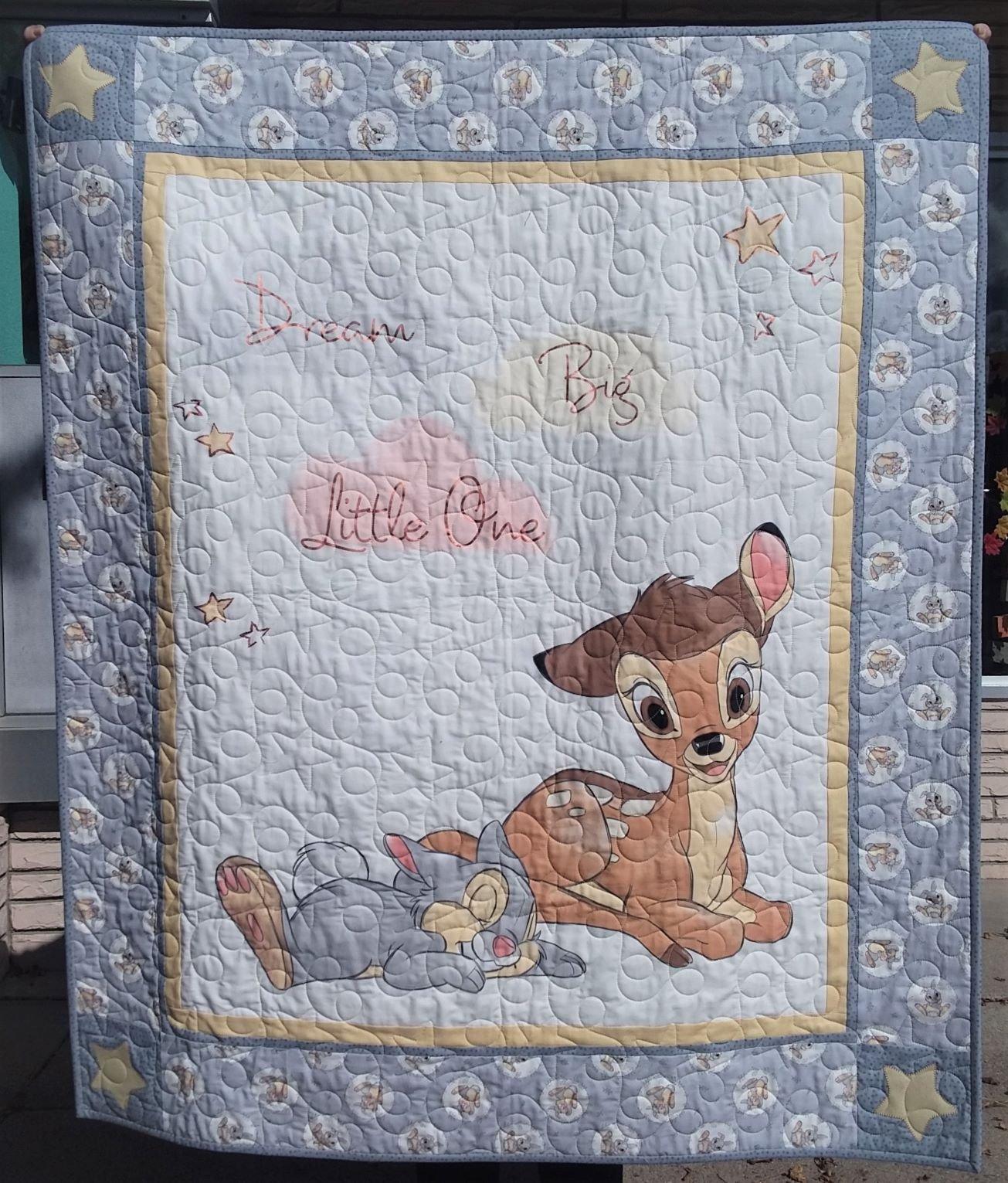 Dream BIg Little One Quilt Kit