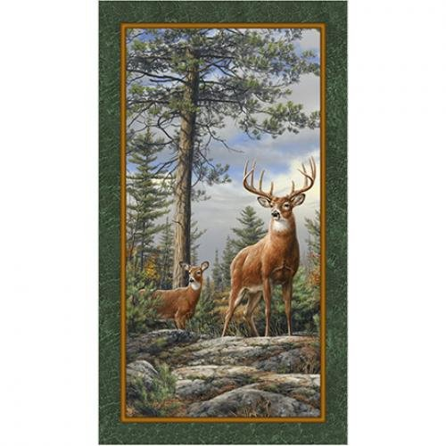DEER MOUNTAIN PANEL QT-24790-G