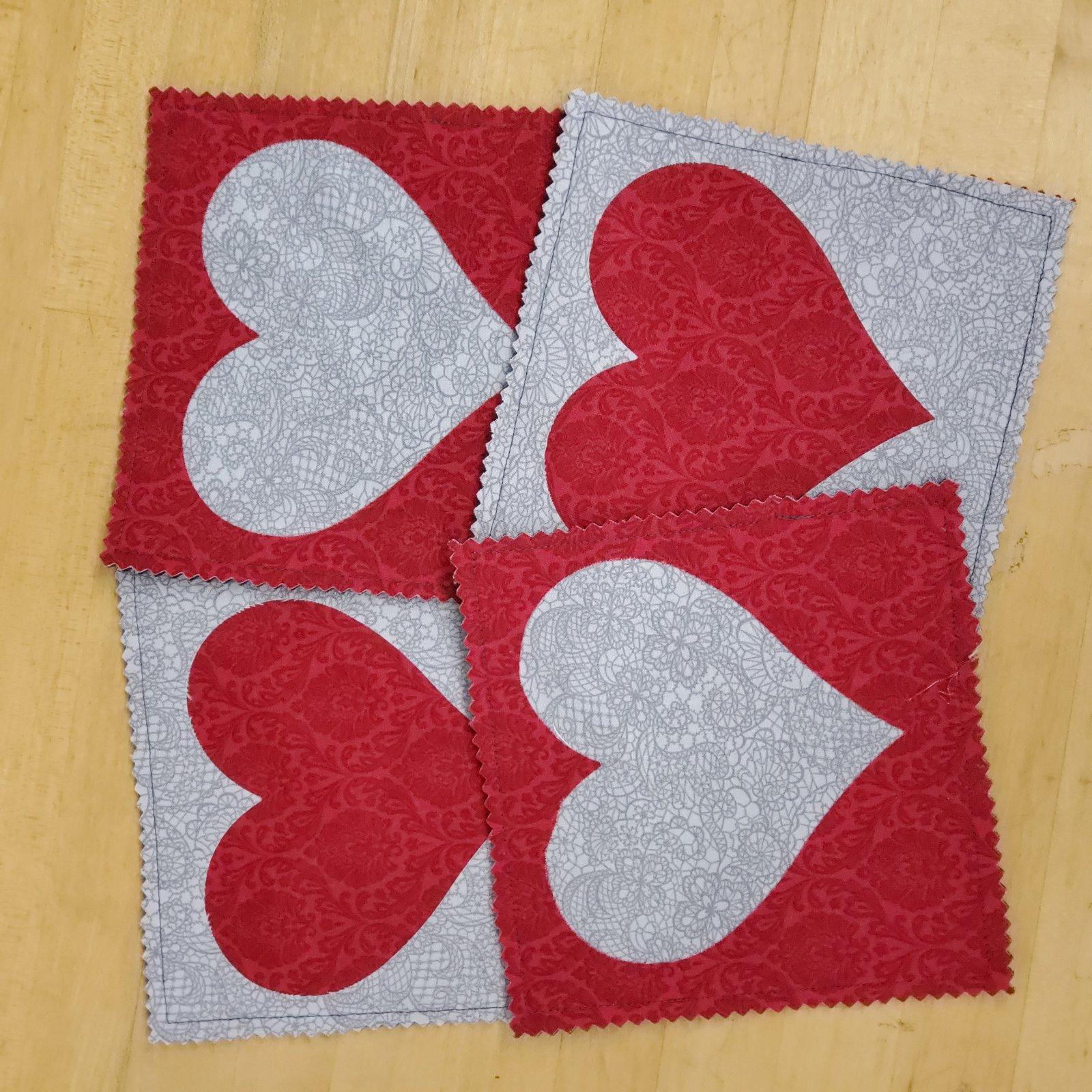 Valentine Mug Rug Kit