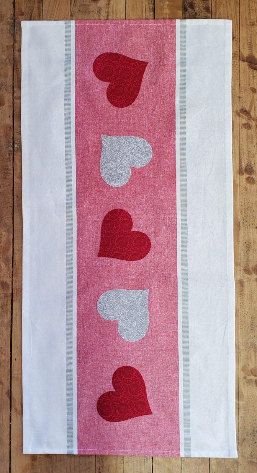 Valentine Table Runner Kit