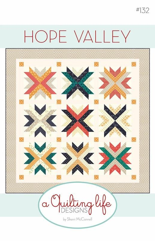 Hope Valley Quilt Kit