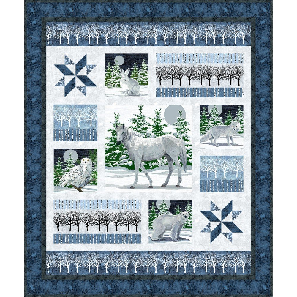 Idaho Moon Quilt Kit