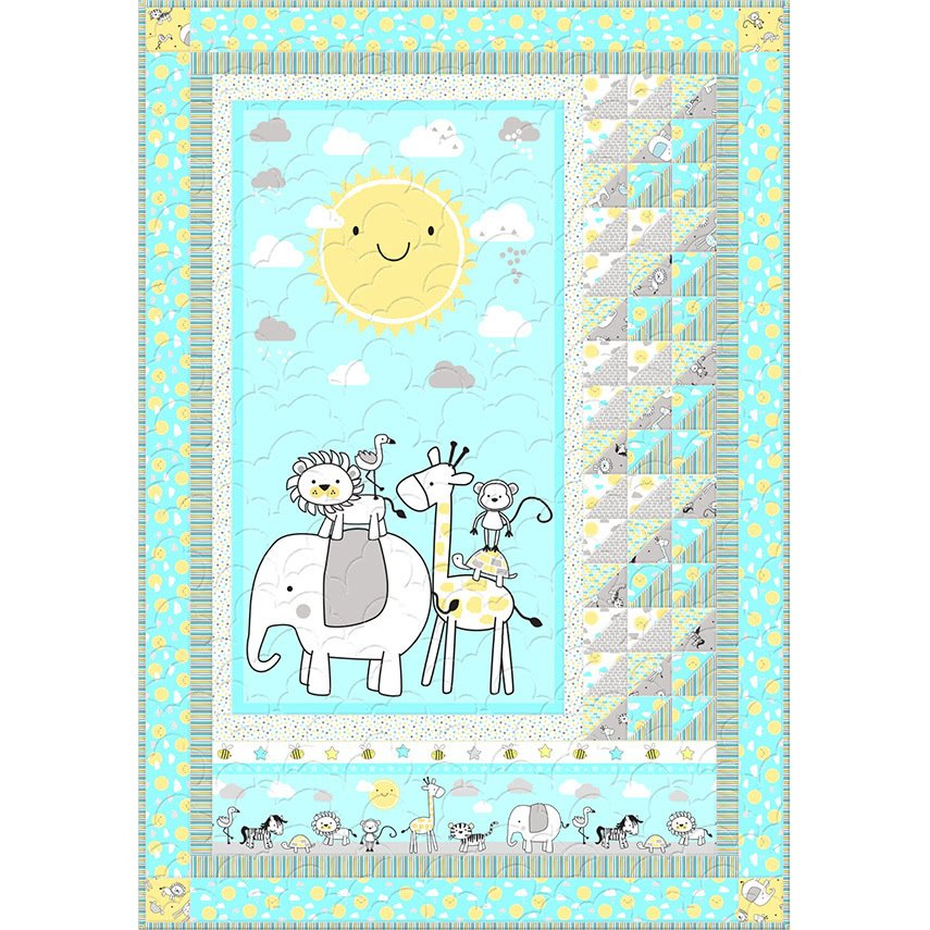 Little Sunshine Quilt Kit