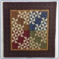 Kindred Spirits Kit #6 - Pinwheel Puzzle