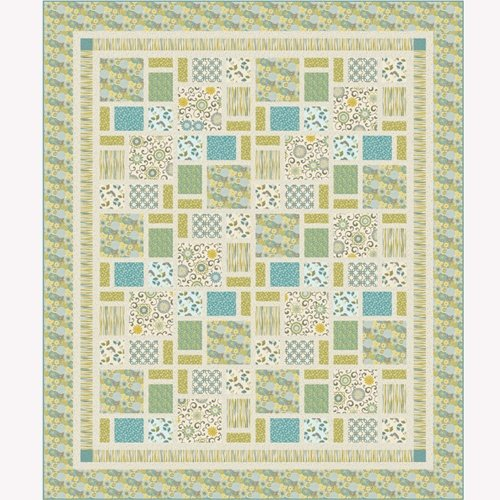 SO CHIC QUILT KIT