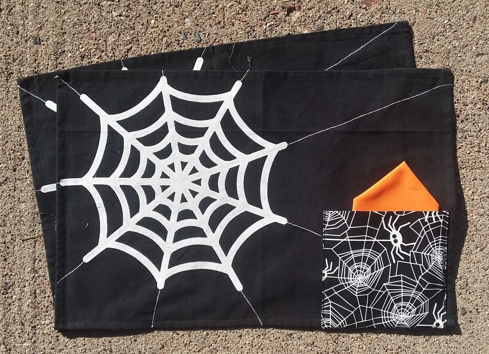 Spiderweb Placemat Kit