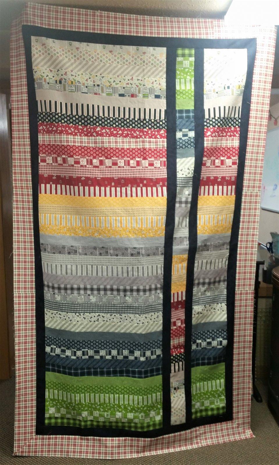 Varsity Quilt Kit