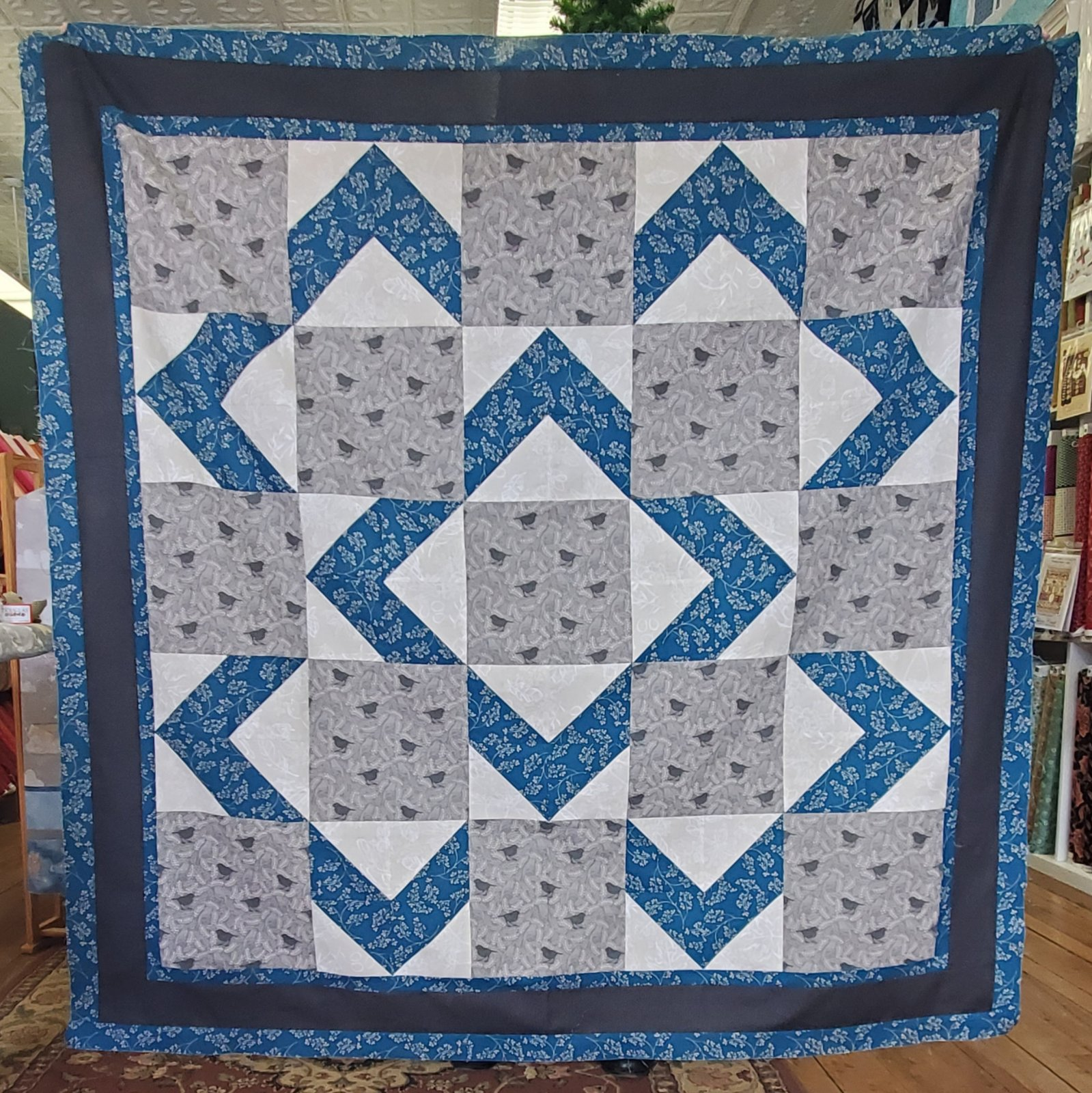 Walkabout Quilt Kit