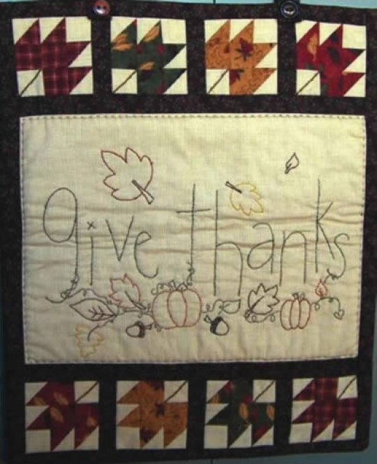 SF 109 - Give Thanks