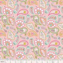 Desert Blooming Paisleys Pink - 101.148.02.2