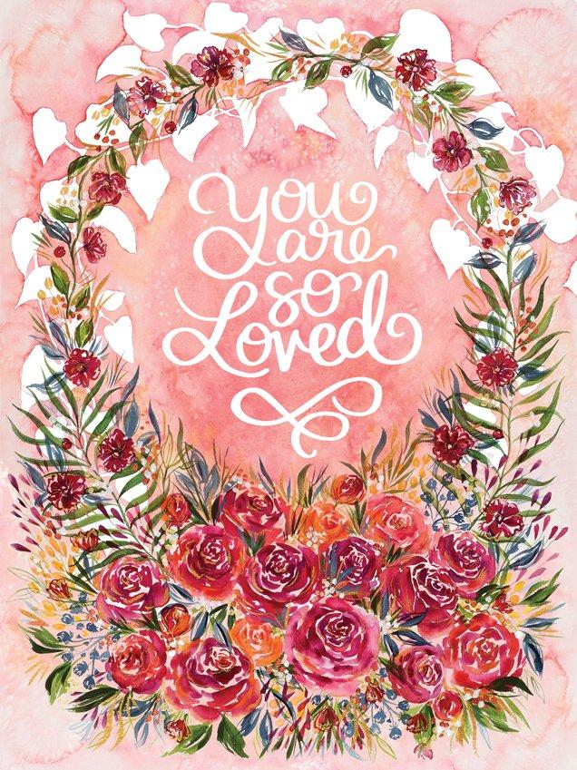 Rosie Love Digital Panel