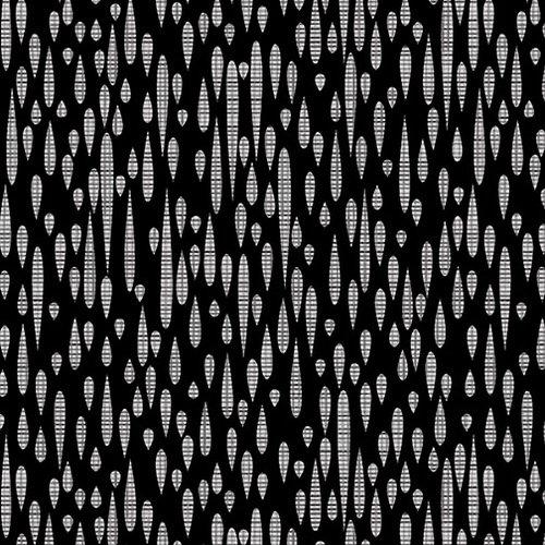 2443-99 - Tear Drop - Black