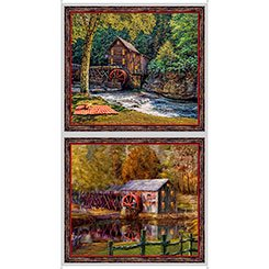 Barns Picture Patches Panel