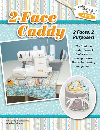 2-Faced Caddy Sewing Pattern