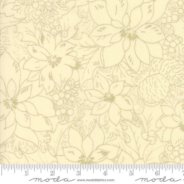 Cardinal Song Metallic - Cream 33421 11