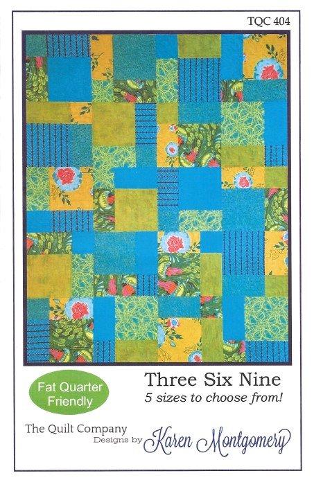 Three, Six, Nine Pattern