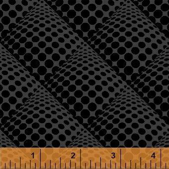 51527-11 Pop Dots Charcoal