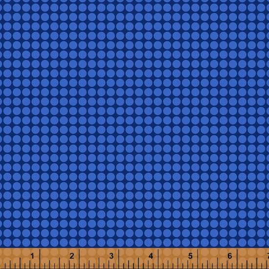 52550-2 Dot Dot Dot / Stacked Dot - Blue