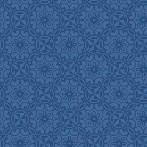 6805-11 HOME GROWN MEDALLION NAVY