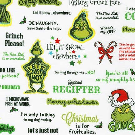 20280-223 / How the Grinch Stole Christmas