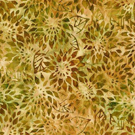 20351-7 Green / Nature's Canvas Artisan Batiks
