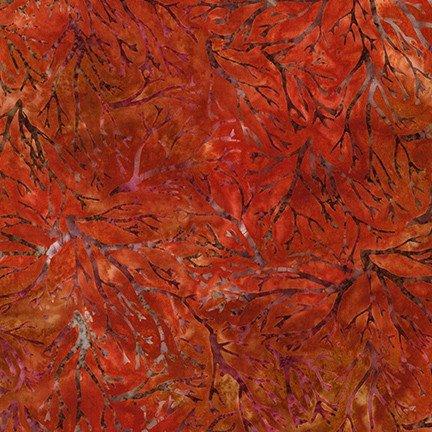 20353-115 Cayenne / Nature's Canvas Artisan Batiks