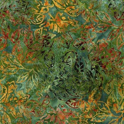 20355-29 Hunter / Nature's Canvas Artisan Batiks