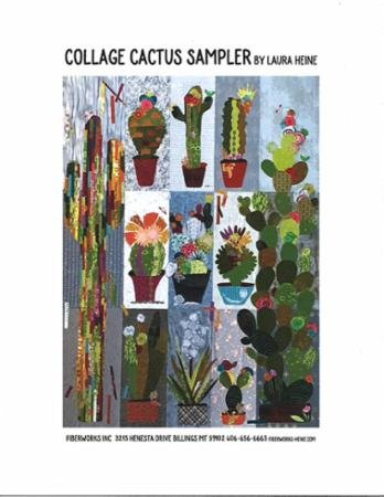 Collage - Cactus Sampler