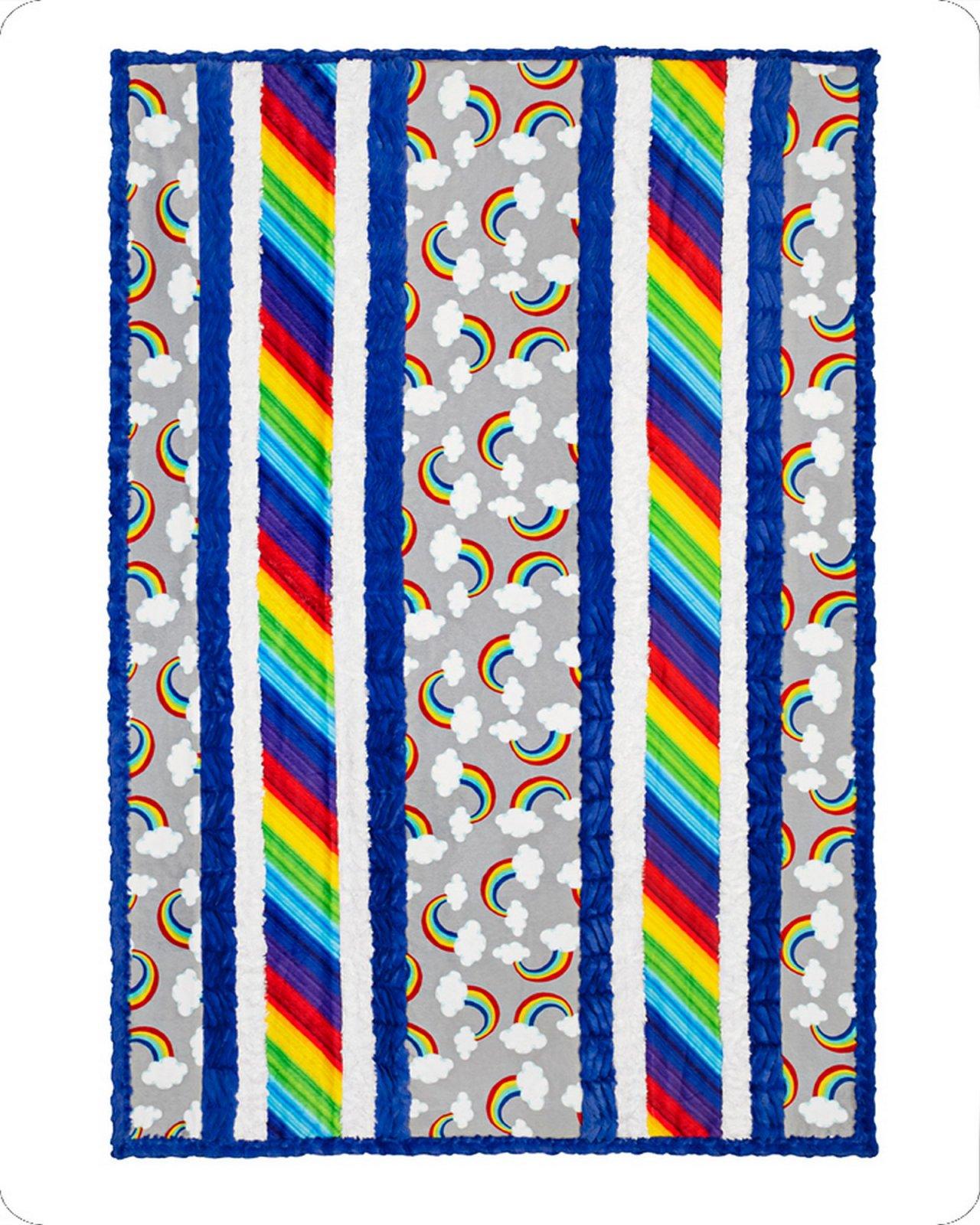 Color Pop - Fabulous 5 Cuddle Kit 38 X 58