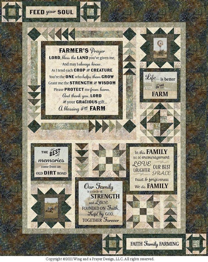 Farmer's Prayer Kit