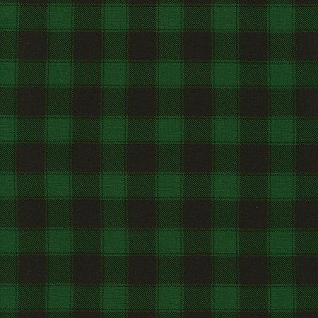 Buffalo Check -C5784 - Green