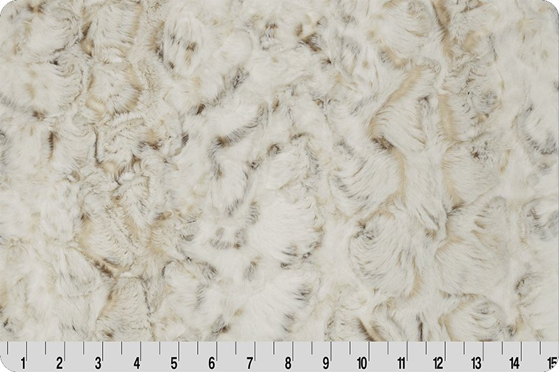 LCSNOWYOWL - Natural / Luxe Cuddle Minky