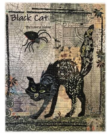 Collage - Black Cat