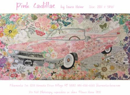 Collage- Pink Cadillac