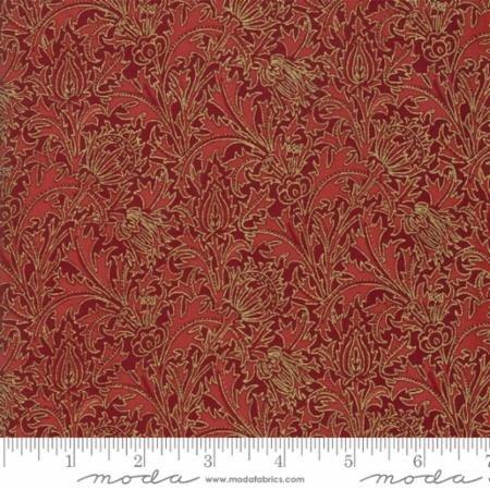 108 Morris Holiday Met Crimson
