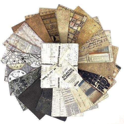 FQ Bundle - Tim Holtz / Multi Collection - Neutral