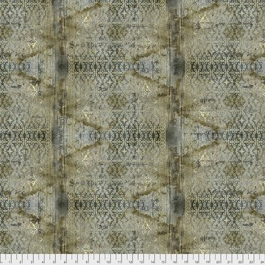 PWTH133.NEUTRAL / Abandoned - Stained Damask - Neutral