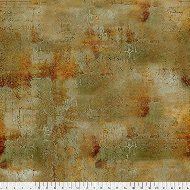 PWTH135.SIENNA / Abandoned - Writing Specimen Sienna
