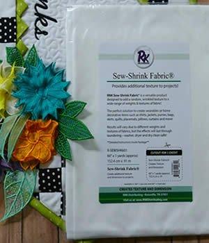 Sew Shrink Fabric 60 x 1 yd