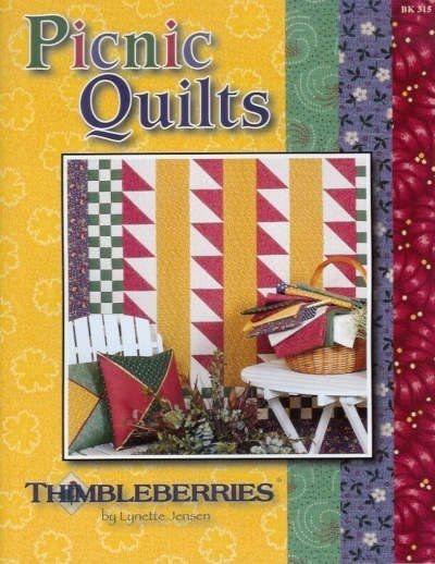 Thimbleberries Quilt Book by Lynette Jensen