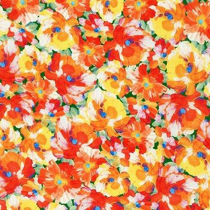 20264-193 Summer / Painterly Petals