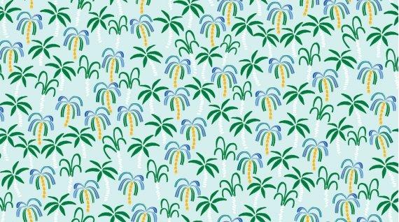 Palm Trees Skylight 1263